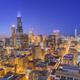 Chicago, Illinois, USA Skyline - PhotoDune Item for Sale