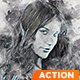 Artistic Mix Art Photoshop Action - GraphicRiver Item for Sale