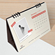 Desk Calendar 2019. Polaroid Photo - GraphicRiver Item for Sale