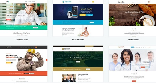 Best WordPress Themes ThemeREX