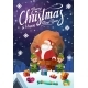 Santa and Gnomes on Roof, Merry Christmas - GraphicRiver Item for Sale