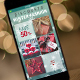 Free Download 6 Christmas Instagram Stories Templates PSD Nulled