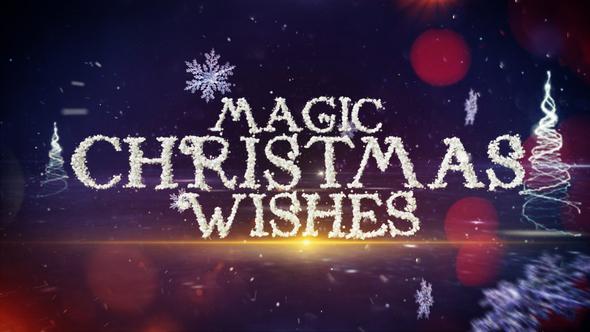 Magic Christmas Wishes