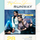 Runway Flyer Template - GraphicRiver Item for Sale