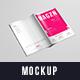 Magazine Mockup A4 - GraphicRiver Item for Sale