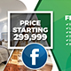 Real Estate Facebook Cover Template - GraphicRiver Item for Sale