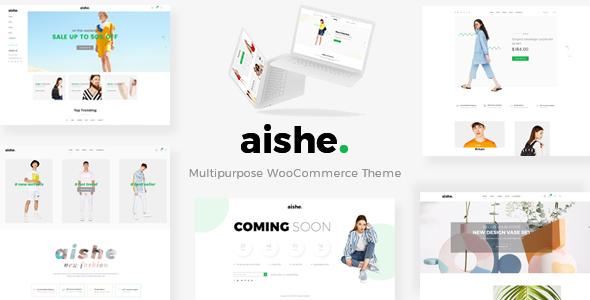 AISHE - Multipurpose WooCommerce Theme - WooCommerce eCommerce