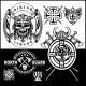 Set of Viking Emblems - GraphicRiver Item for Sale