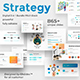 Digital Strategy 3 in 1 Pitch Deck Keynote Bundle Template - GraphicRiver Item for Sale