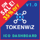 TokenWiz - ICO User Dashboard & ICO Admin Template - ThemeForest Item for Sale