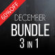 Free Download December Bundle 3 in 1 Powerpoint Nulled