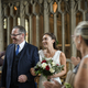 Father of the bride walking his daughter down the aisle - PhotoDune Item for Sale