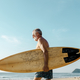 Surfer at a nice beach - PhotoDune Item for Sale