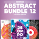 Abstract Flyer/Poster Template Bundle 12 - GraphicRiver Item for Sale