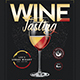 Wine Tasting Flyer Template V2 - GraphicRiver Item for Sale