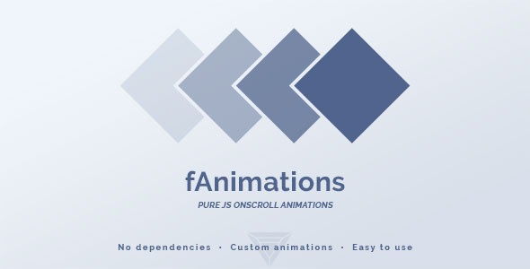 fAnimations - Pure JS Onscroll Animations - CodeCanyon Item for Sale