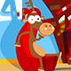 Christmas Logo Opener 4 - mask - VideoHive Item for Sale