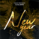 New Year Party Flyer Templa-Graphicriver中文最全的素材分享平台