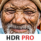 Free Download HDR PRO - Photoshop Action Nulled