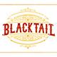 Blacktail - Vintage Font - GraphicRiver Item for Sale