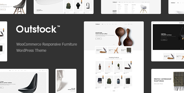 Outstock - WooCommerce Responsive Furniture Theme - WooCommerce eCommerce