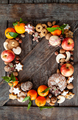Gingerbread, Christmas cookies and fruits - PhotoDune Item for Sale