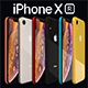 iPhone Xr All colors - 3DOcean Item for Sale