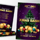 Christmas Party Postcard - GraphicRiver Item for Sale