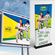 Free Download Kids Karate Training Signage Bundle Nulled