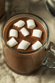 Sweet Homemade Chocolate Hot Cocoa - PhotoDune Item for Sale