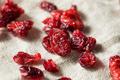 Organic Raw Dry Cranberries - PhotoDune Item for Sale