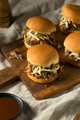 Homemade Pulled Pork Sliders - PhotoDune Item for Sale