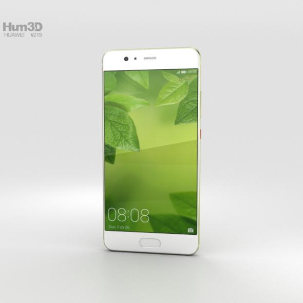 Huawei P10 Plus Greenery
