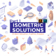 Isometric Solutions. Part 1 - GraphicRiver Item for Sale