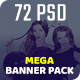 Fashion Banner Pack - GraphicRiver Item for Sale