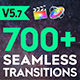 FCPX 700+ Transitions and Sound FX - VideoHive Item for Sale