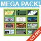 16 Games In 1 Mega Pack! - CodeCanyon Item for Sale