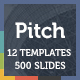 Ready | Pitch Deck Multipurpose Powerpoint Template - GraphicRiver Item for Sale