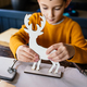 Making wooden deer figurine - PhotoDune Item for Sale