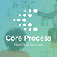Core Process Pitch Deck Keynote Template - GraphicRiver Item for Sale