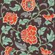 Ornamental Colored Antique Floral Pattern - GraphicRiver Item for Sale