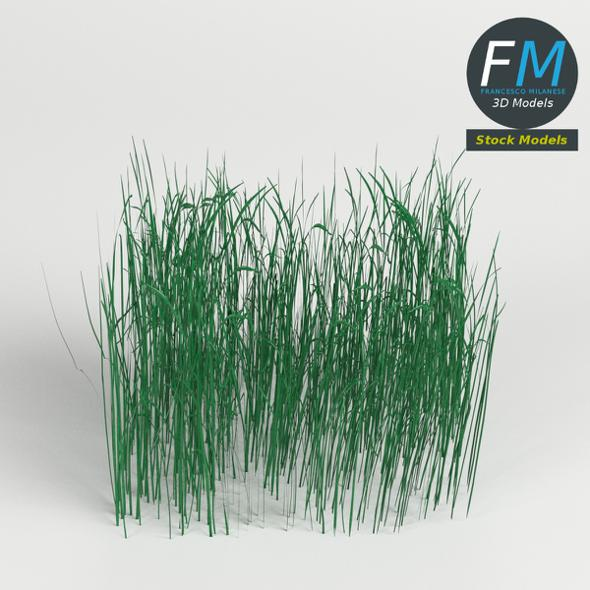 High grass module - 3DOcean Item for Sale