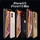 iPhone Xs iPhone Xs Max - 3DOcean Item for Sale