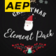 Christmas Element Pack - VideoHive Item for Sale