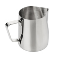 Stainless steel milk pitcher jug isolated - PhotoDune Item for Sale