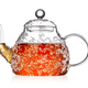 Transparent teapot with ice tea - PhotoDune Item for Sale