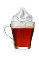 Coffee vienna or con panna isolated - PhotoDune Item for Sale