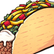 Cartoon Taco - GraphicRiver Item for Sale