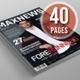 Maxnews Magazine - GraphicRiver Item for Sale