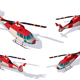 Rescue Helicopter for Transportation - GraphicRiver Item for Sale
